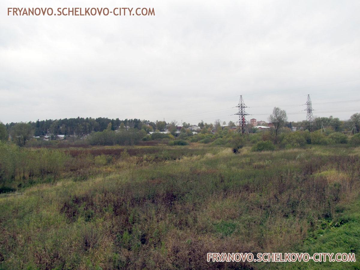 земельные участки Фряново